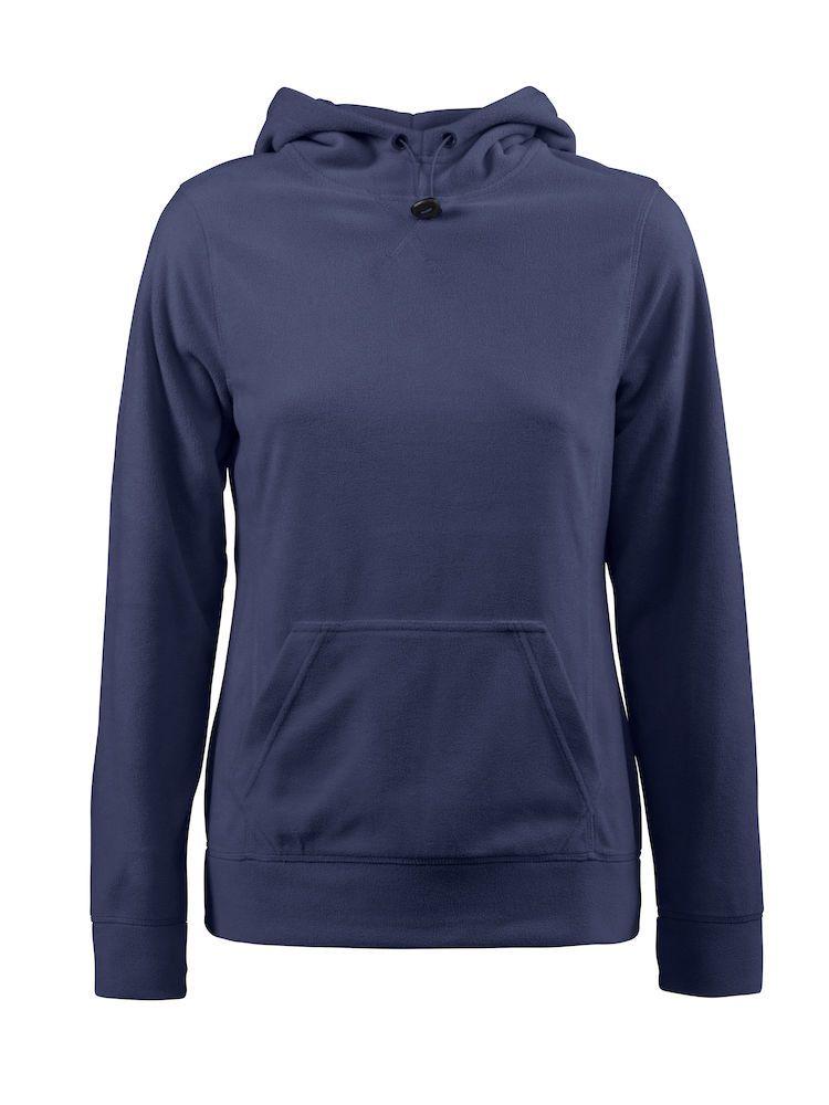 Толстовка флисовая женская Switch темно-синяя, размер M толстовка codered clean женская темно синий m