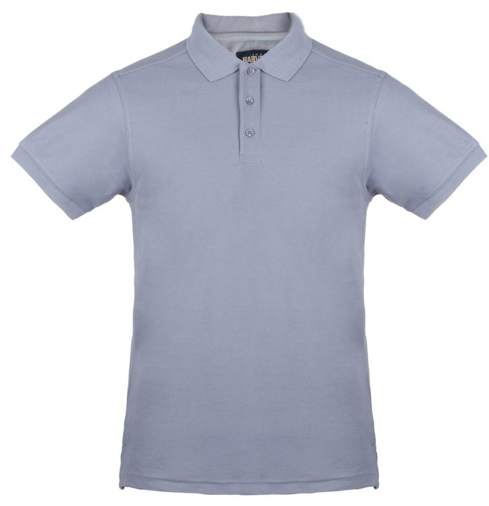 Рубашка поло мужская MORTON, голубая, размер XL рубашка поло мужская morton черная размер s