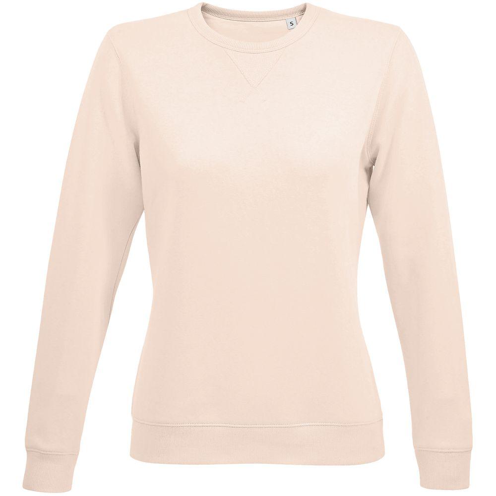 Толстовка женская Sully Women, розовая, размер L