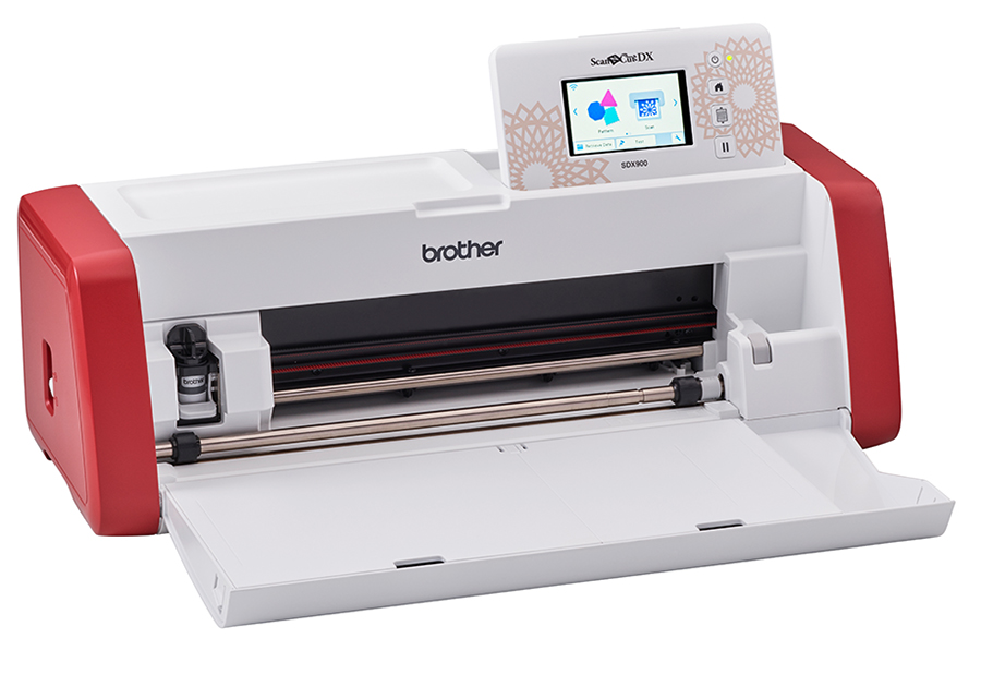 Brother DX SDX900 ScanNCut