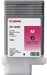 Canon PFI-104M Magenta 130 мл (3631B001) картридж pfi 101pm photo magenta 0888b001