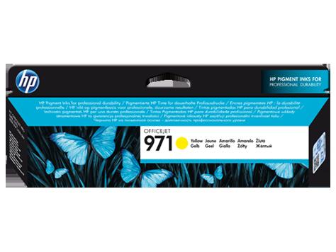 Фото - Картридж HP 970 OfficeJet (CN624AE) картридж hp cn624ae для hp oj pro x476dw x576dw x451dw x551dw желтый