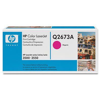 Тонер-картридж HP 309A Q2673A тонер картридж hp c4193a