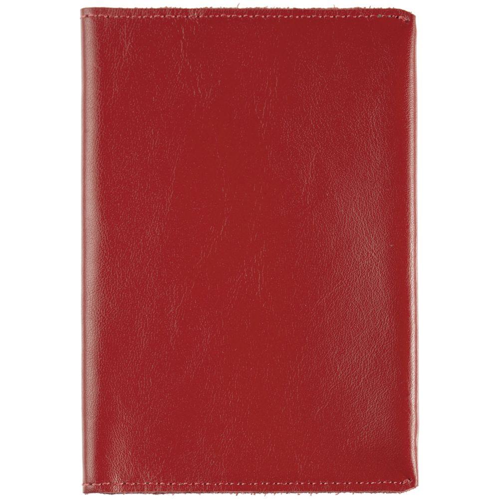 цена на Обложка для паспорта Apache, красная