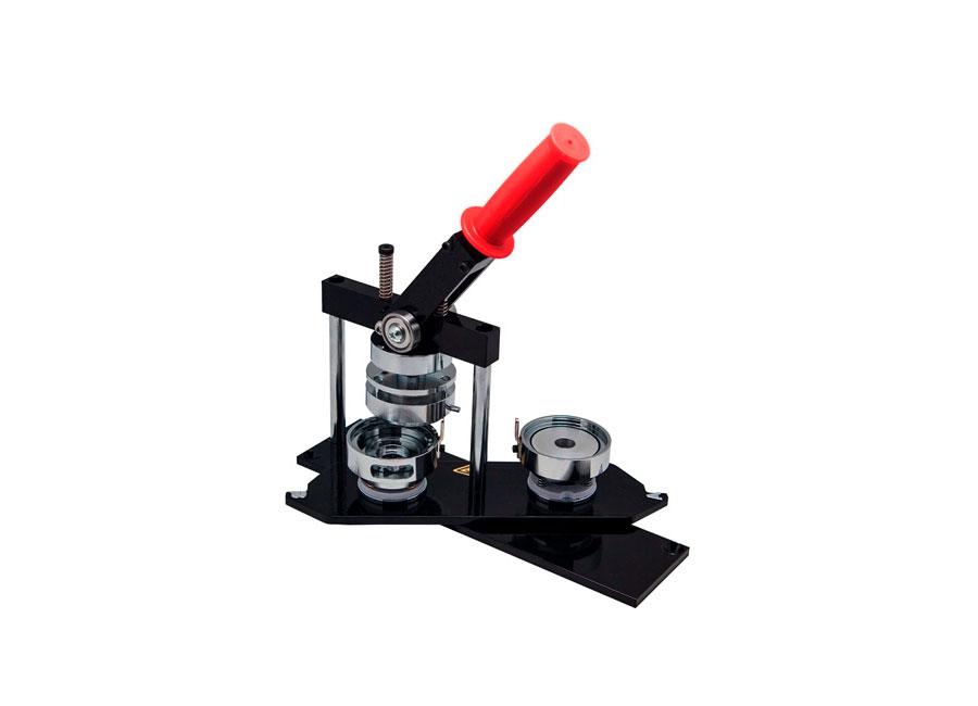 Пресс для изготовления значков SDHP-N4 25-37-56-75 мм, поворотный, без инструмента