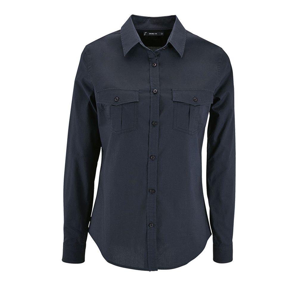 Рубашка женская BURMA WOMEN темно-синяя, размер S craig c miss burma