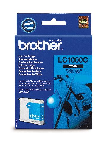 Картридж Brother LC1000C brother