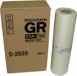 мастер пленка a3 gr Мастер-пленка A3 RISO Kagaku GR 3770 (S-2659)