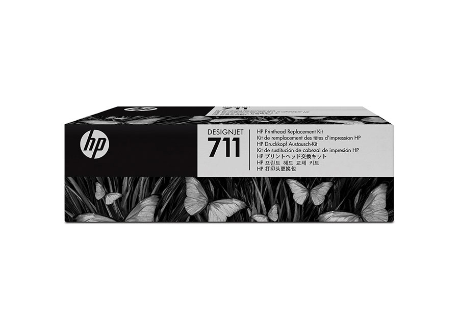 HP DesignJet №773C Chromatic Red 775 мл (C1Q38A)