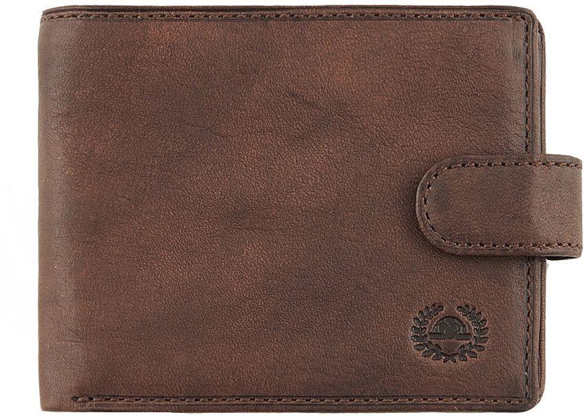 Кошелек Vintage, коричневый кошелек fabretti fabretti fa003bwhmzn6