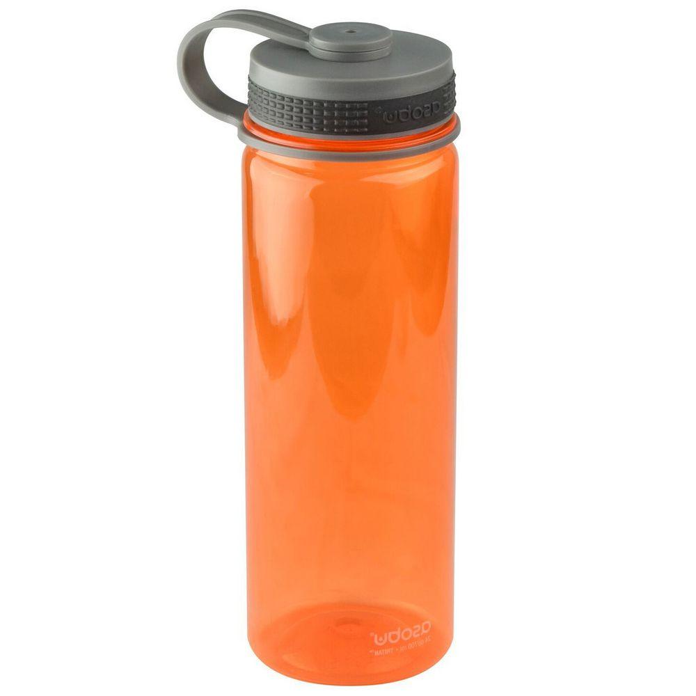 Спортивная бутылка Pinnacle Sports, оранжевая