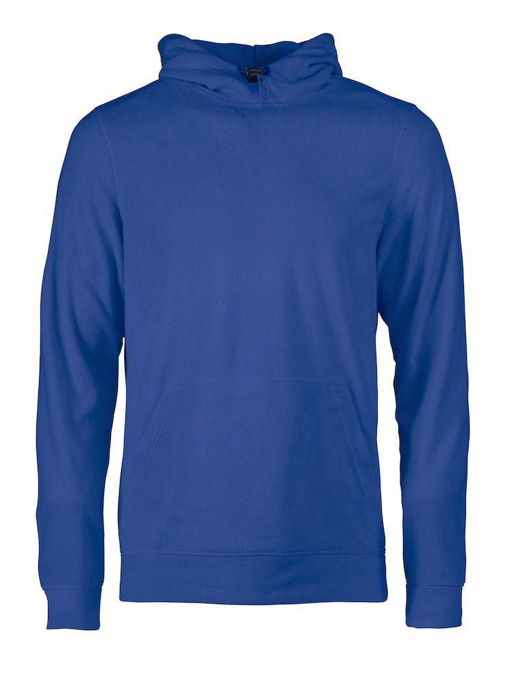Толстовка флисовая мужская Switch синяя, размер M фото