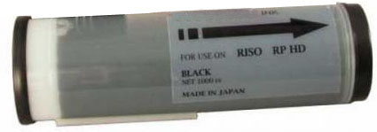Краска черная RP HD 3700, 1000 мл, краска черная ink f type hd black s 6870e 1000 мл