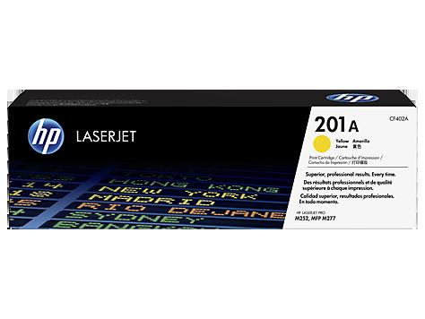 Фото - Картридж HP 201A LaserJet (CF402A) картридж hp cf412x желтый hp 410x для laserjet m452 477 yellow увеличенной емкости 5k