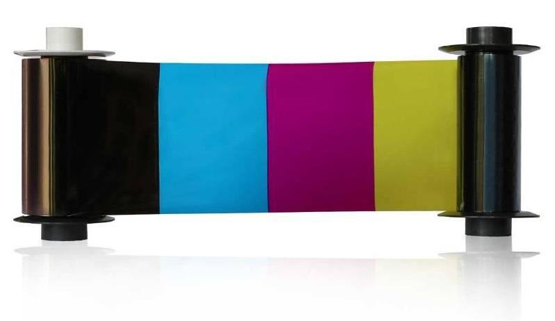 Фото - Полноцветная лента HE750YMCKK для двусторонней печати для принтеров Ultima лента для двусторонней печати zebra 800012 944