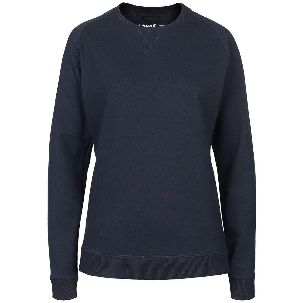 Свитшот женский Kulonga Sweat темно-синий, размер L