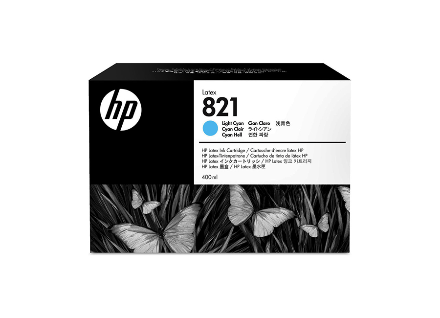 Фото - Картридж HP 821 Light Cyan 400 мл (G0Y90A) lubby пустышка латексная утенок от 0 месяцев