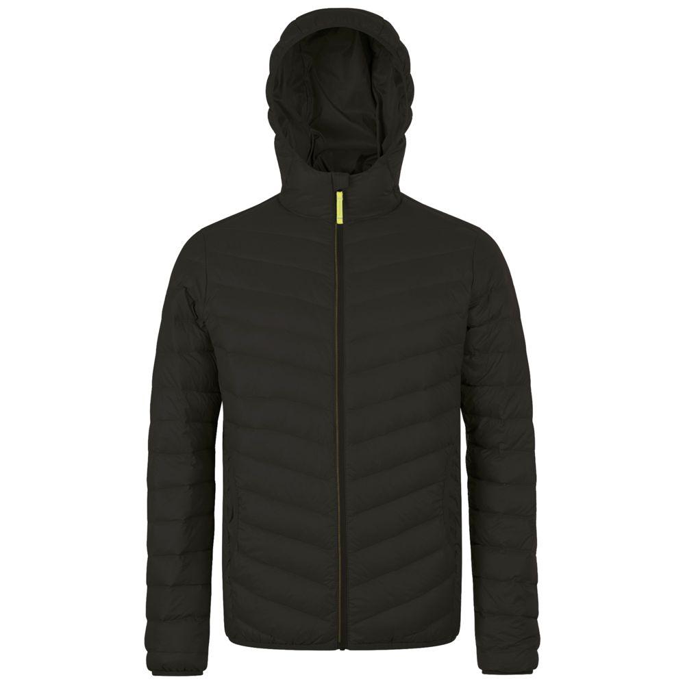 Куртка пуховая мужская RAY MEN черная, размер S