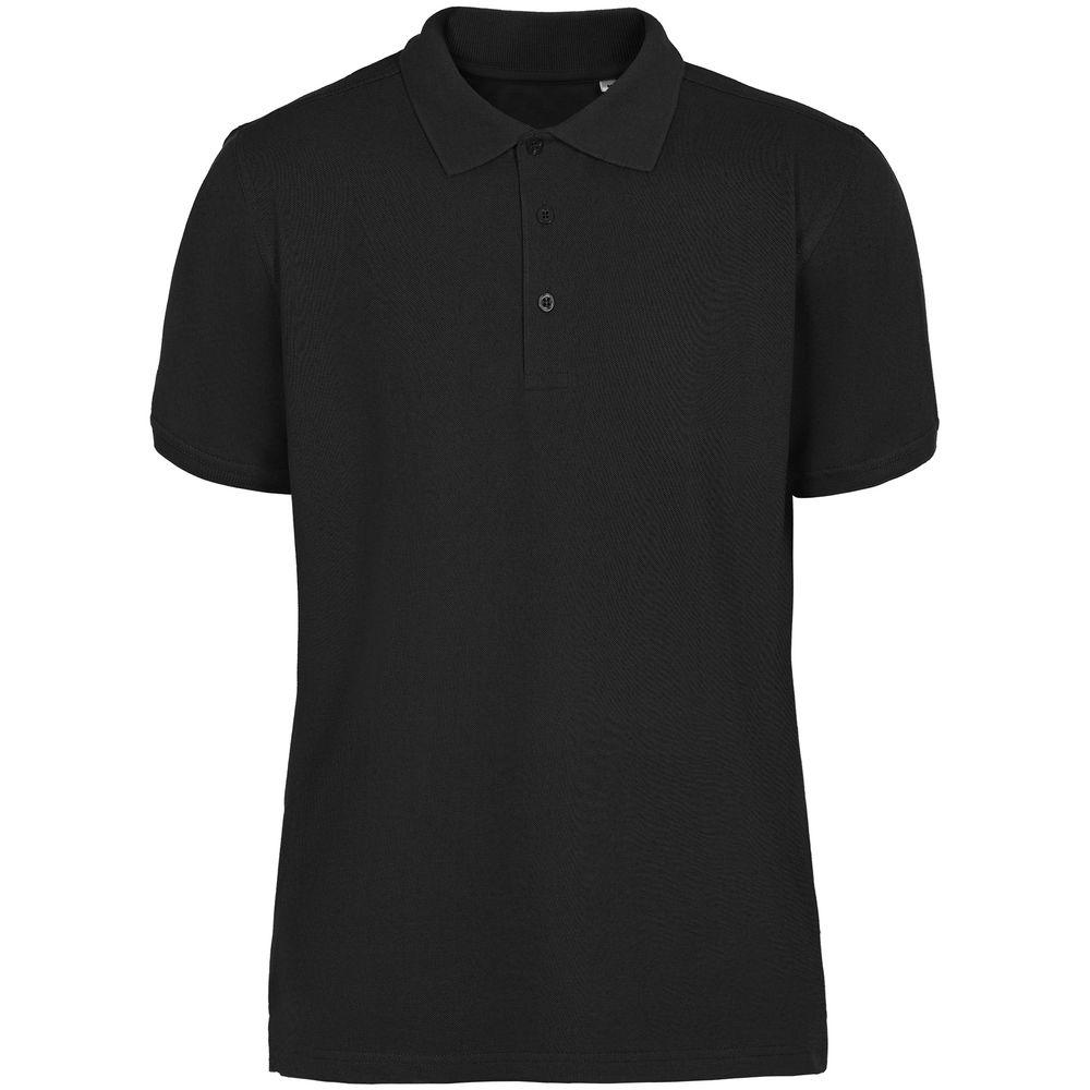 Фото - Рубашка поло мужская Virma Stretch, черная, размер L рубашка поло мужская virma premium красная размер l