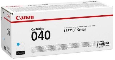 Тонер-картридж Canon 040 C (0458C001) тонер картридж 040 m 0456c001