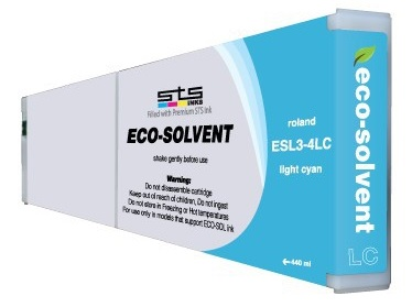 ECO-Solvent Light Cyan 440 мл (ESL3-4LC) площадка velbon qb 4lc