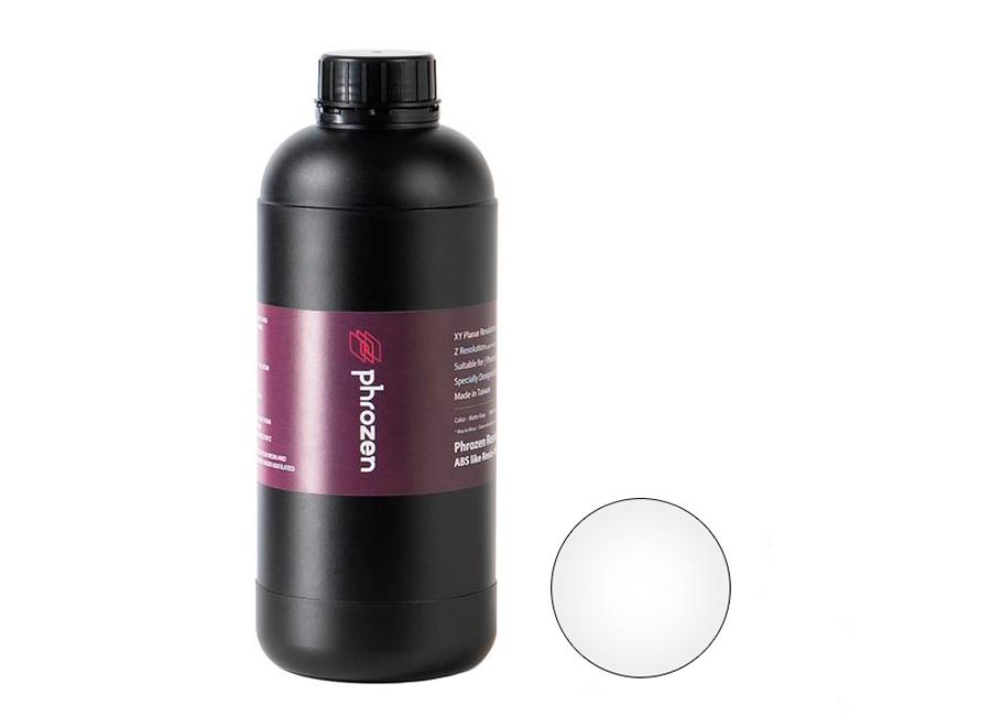 Фото - Фотополимерная смола Phrozen SC-801 Clear, прозрачная, 1 кг. phrozen trasnform standard