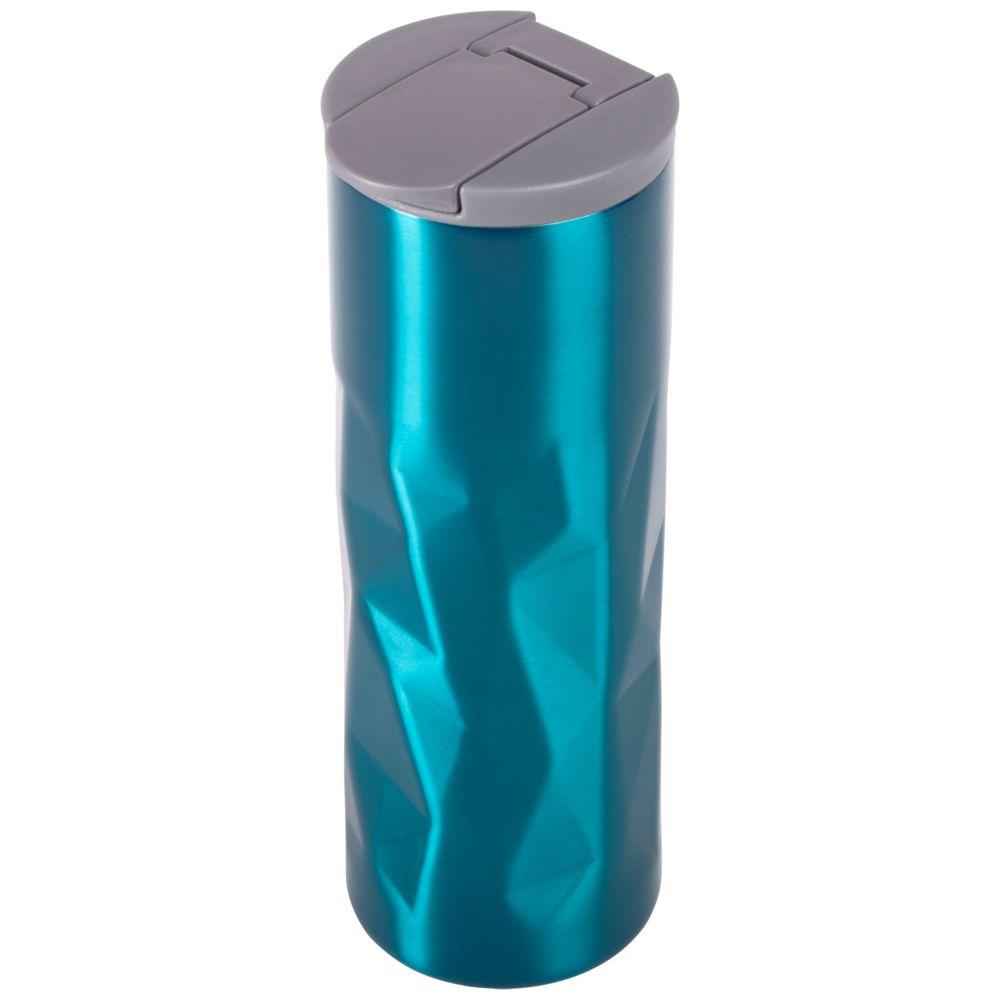 Термостакан Gems Blue Topaz, синий топаз