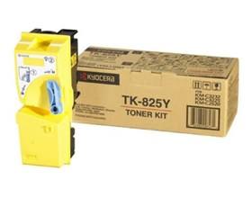Фото - Тонер-картридж Kyocera TK-825Y тонер картридж kyocera tk 140 1t02h50euc black