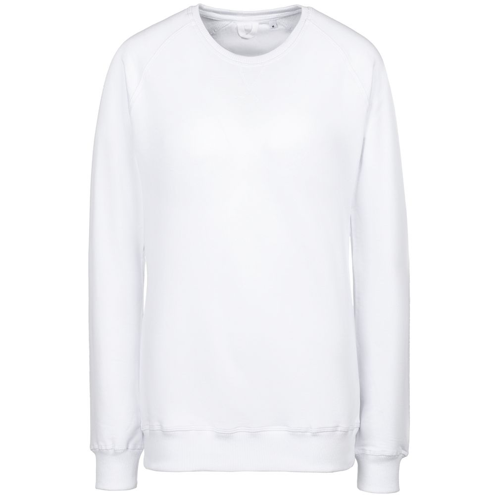 Свитшот Kulonga Raeglan женский белый, размер XS костюм домашний женский mia cara свитшот бриджи цвет голубой белый aw15 uat lst 289 размер 46 48