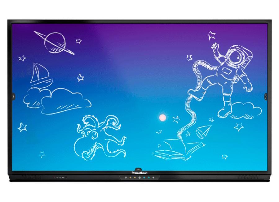 Фото - ActivPanel Cobalt 65 UHD v.7, Android 8.0, ПО ActivInspire Pro promethean activpanel titanium 70 uhd android 8 0 по activinspire pro