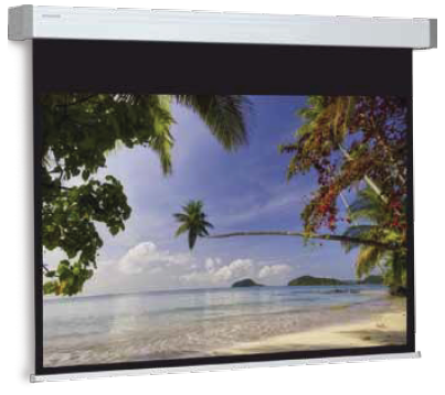 Compact Electrol 180x138 Matte White (10100074) slimscreen 200x153 matte white 10200084