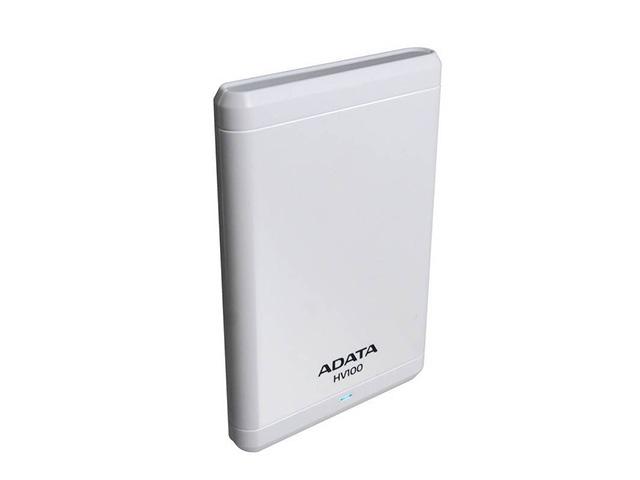Внешний жесткий диск HV100 1 ТБ (AHV100-1TU3-CWH), белый стоимость