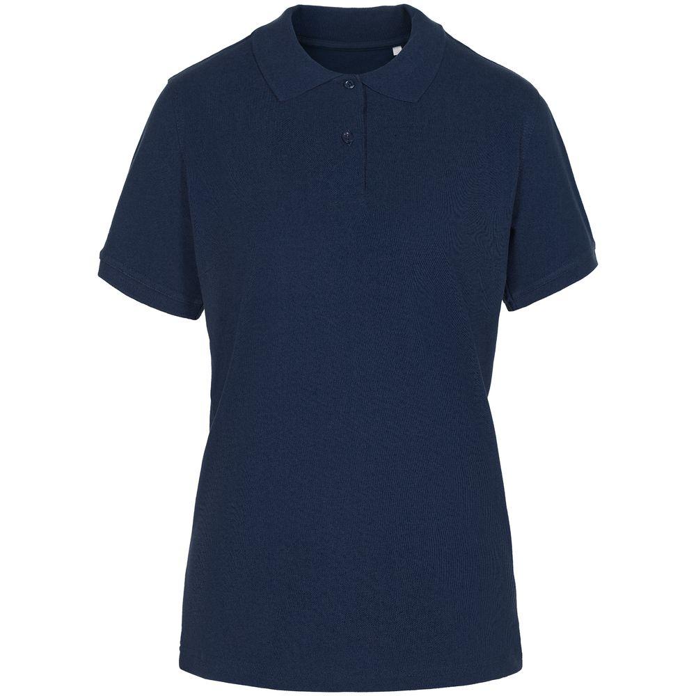 Фото - Рубашка поло женская Virma Stretch Lady, темно-синяя, размер XL рубашка поло женская virma lady белая размер xl