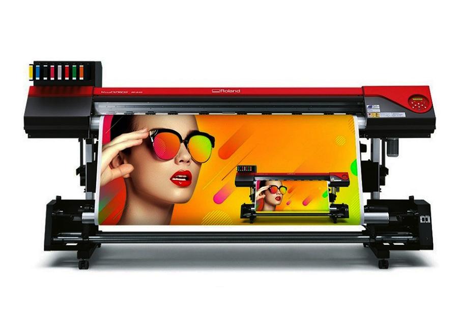 Фото - Roland VersaEXPRESS RF-640 8 color система автоматической подмотки материала roland tu3 64