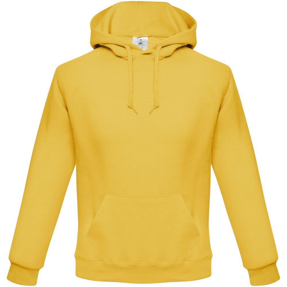 Толстовка ID.003 желтая, размер XXL