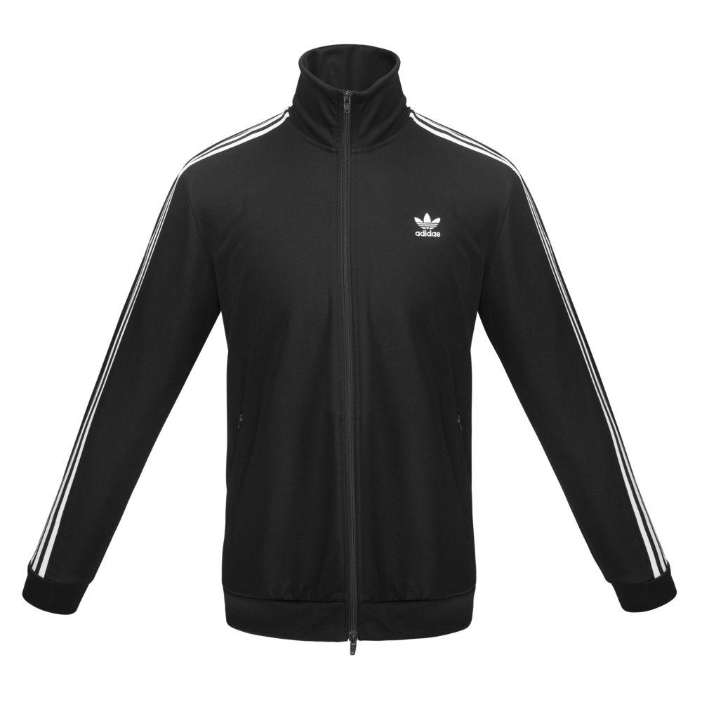 Куртка тренировочная Franz Beckenbauer, черная, размер 2XL