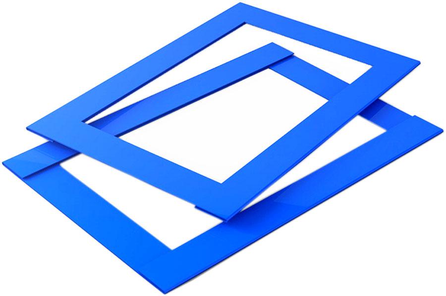 Фото - Календарные курсоры 3-ий размер, 100 шт, синие носки мужские брестские classic цвет темно синий 3 пары 14с2122 000 размер 27