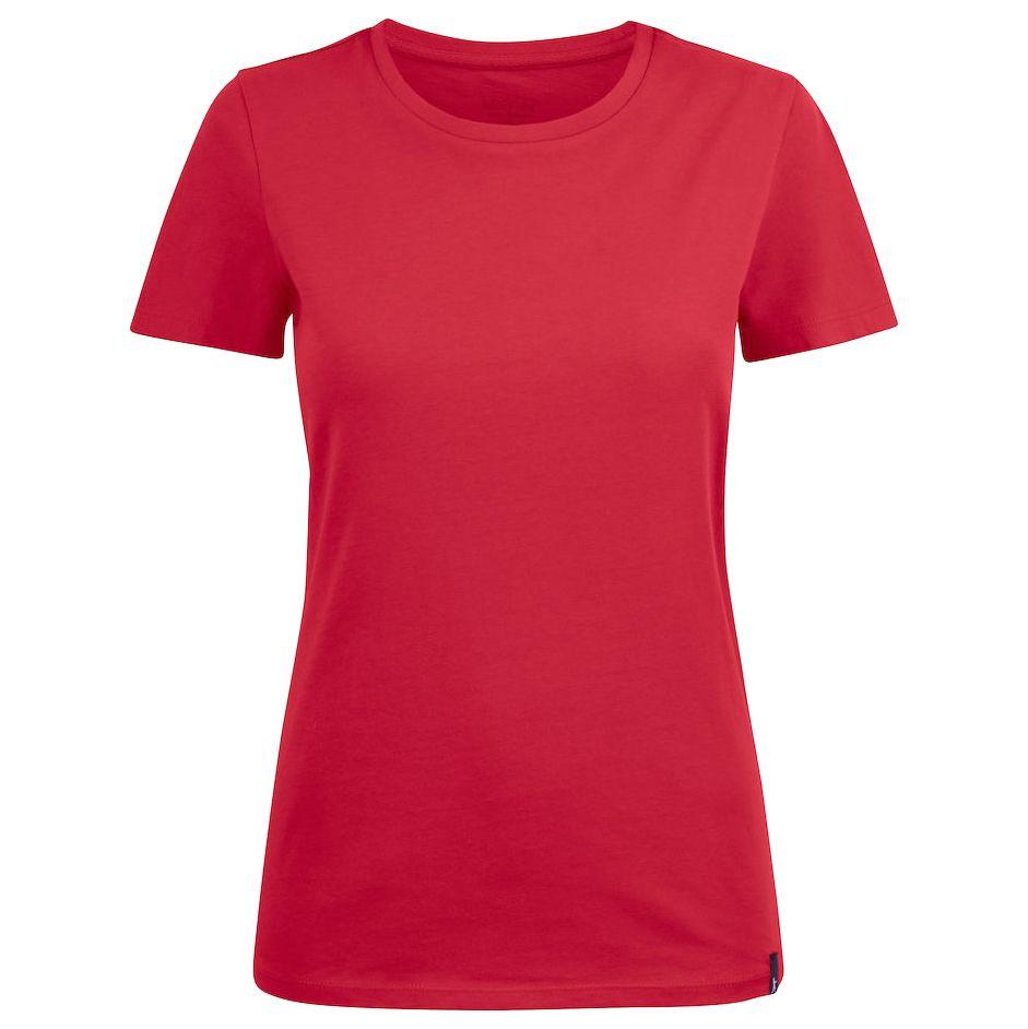 Фото - Футболка женская LADIES AMERICAN U красная, размер XXL футболка женская ladies american t красная размер s