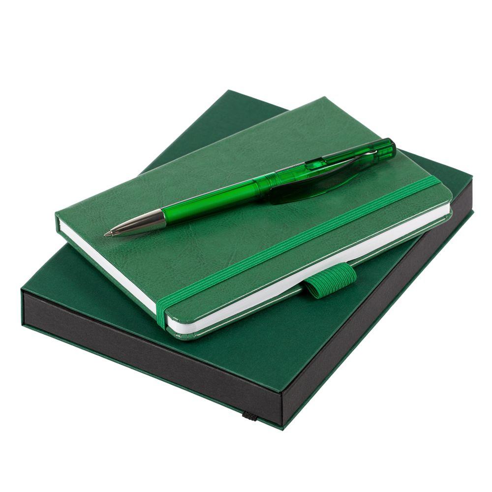 Набор Idea, зеленый набор idea charger черный