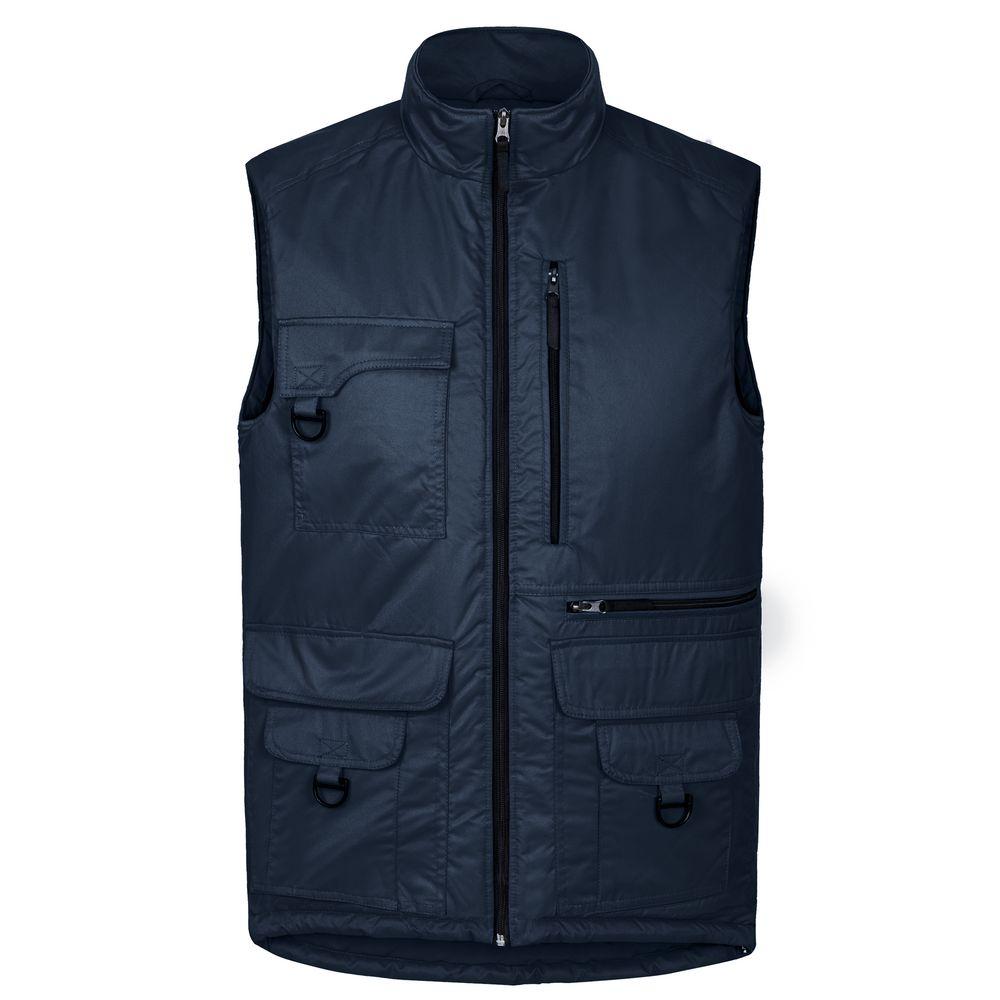 Жилет Unit Operate, темно-синий, размер M платье bello belicci цвет темно синий dla3 9 размер s m 42 46