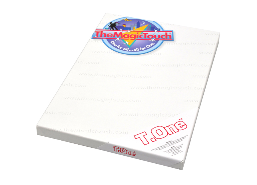 The Magic Touch T.One A4 (Термотрансферная бумага на белую и цветную ткань)