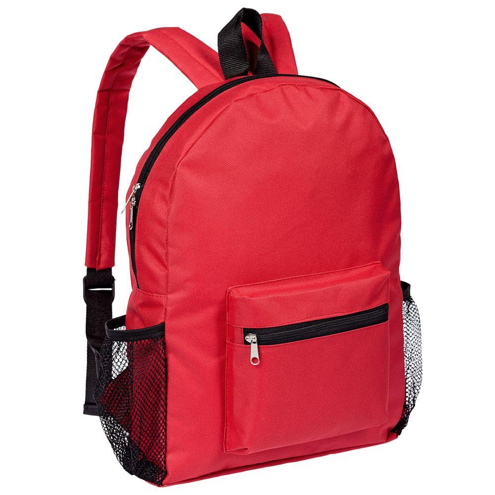 Рюкзак Unit Easy, красный рюкзак unit easy ярко синий