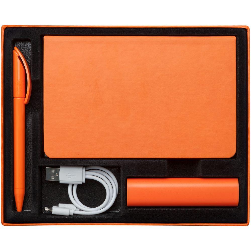 Набор Plus, оранжевый delsey belmont plus 00386181614 оранжевый