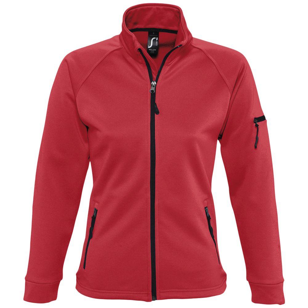 Куртка флисовая женская New look women 250 красная, размер S