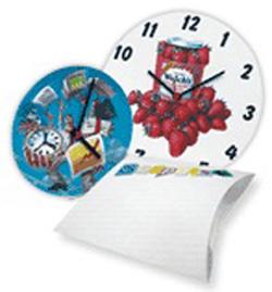 Фото - Часы настенные для сублимации и термопереноса наборы для творчества eastcolight детская игрушка создай свои часы