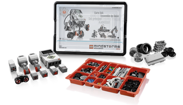 цена на Базовый набор Lego MINDSTORMS Education EV3