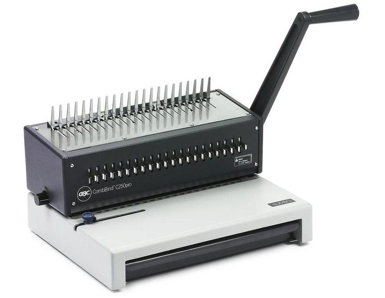 Переплетчик на пластиковую пружину GBC Combbind C250 Pro (ex.Ibico Kombo) фото