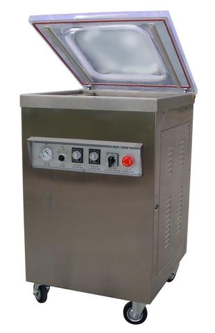 Напольная вакуум-упаковочная машина HL DZ-500/2E (нерж.) биметаллический радиатор rifar рифар b 500 нп 10 сек лев кол во секций 10 мощность вт 2040 подключение левое