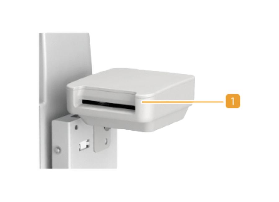 Комплект для подключения устройства считывания карт H1 Canon (9897B001)