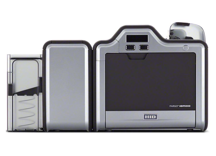 Принтер для пластиковых карт Fargo HDP 5000 DS +Prox +13.56 +SIO фото